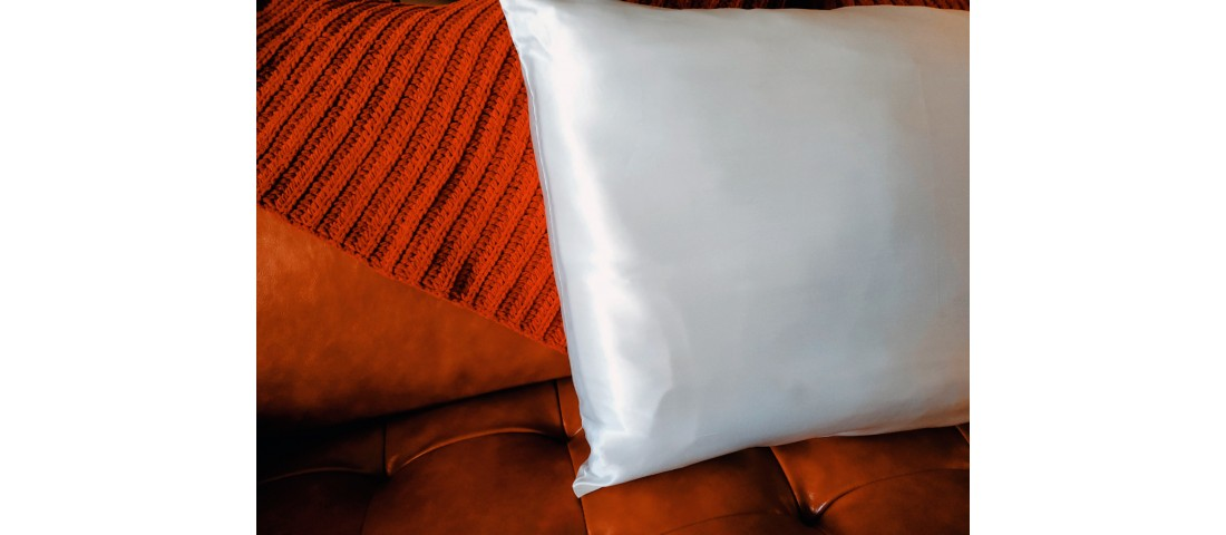 Ivory Pillowcase